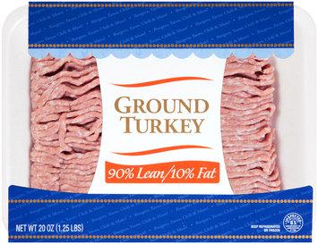 Jennie-O Ground Turkey 20 oz. Tray