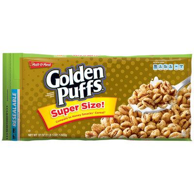 Malt-O-Meal® Golden Puffs® Cereal 37 oz. ZIP-PAK®
