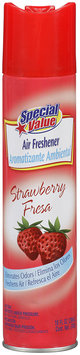 Special Value® Strawberry Air Freshener 10 fl oz. Aerosol Can
