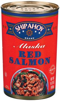 Ship Ahoy Alaska Red Salmon