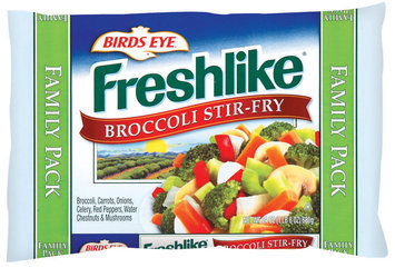 Freshlike Broccoli Stir Fry Family Pk Frozen Vegetables 24 Oz Bag