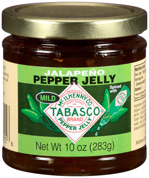 Tabasco® Mild Jalapeno Pepper Jelly 10 oz. Jar