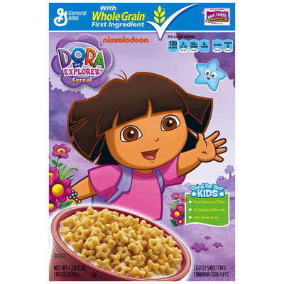 Dora the Explorer™ Cereal 18 oz. Box