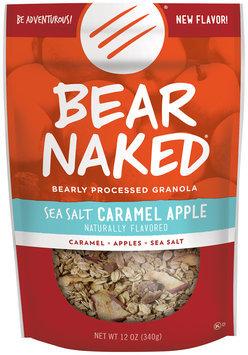 Bear Naked® Sea Salt Caramel Apple Granola