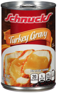 Schnucks® Turkey Gravy 10.5 oz. Pull-Top Can