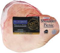 PrairieFresh Prime® Pork Shoulder Picnic 2-Pack