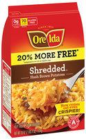 Ore-Ida® Shredded Hash Brown Potatoes