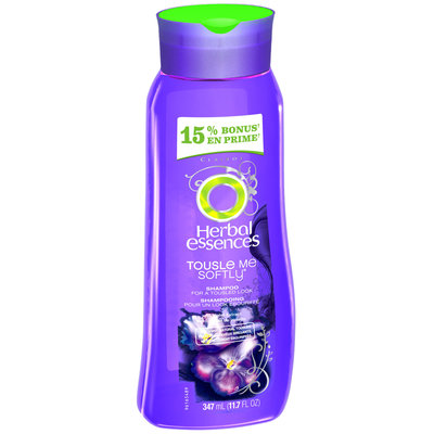 Herbal Essences Tousle Me Softly Shampoo for a Tousled Look
