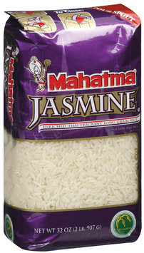 Mahatma Jasmine Long Grain Thai Fragrant Rice 32 Oz Bag