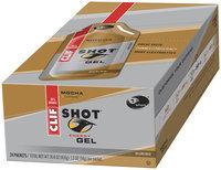 CLIF Shot® Mocha Energy Gel 24 ct Box