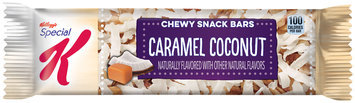 Special K® Kellogg's Caramel Coconut Chewy Snack Bar