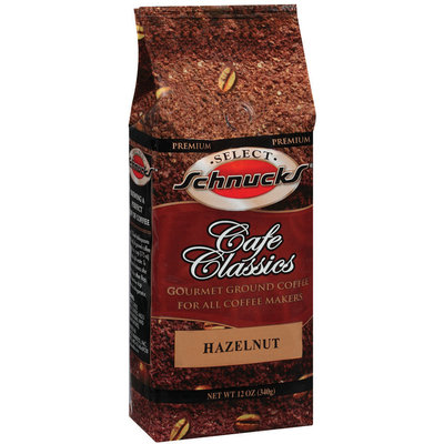 Schnucks Gourmet Ground Hazelnut Coffee 12 Oz Bag