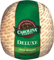 Carolina Turkey Oven Roasted Skin On Deluxe Turkey Breast
