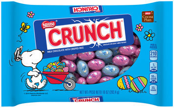 Nestlé CRUNCH NESTEGGS 10oz Bag
