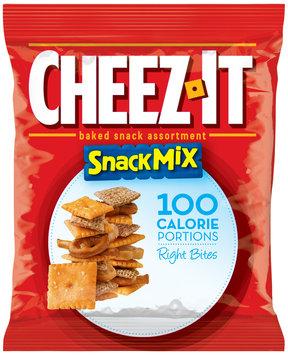 Cheez-It® 100 Calorie Right Bites® Snack Mix 0.74 oz. Pouch