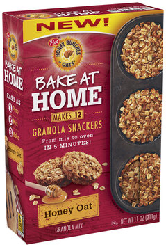 Honey Bunches of Oats Bake at Home Honey Oat Granola Mix (Discontinued)