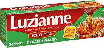 Luzianne® Decaffeinated Iced Tea 24 ct. Bag.