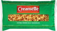 Creamette® Extra Wide Egg Noodles 16 oz. Bag