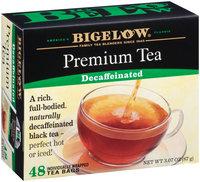 Bigelow® Premium Decaffeinated Black Tea Bags 48 ct Box