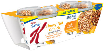 Special K® Kellogg's Honey Nut Crunch Hot Cereal