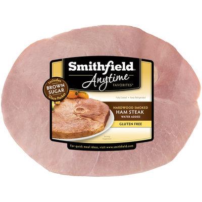 Smithfield® Anytime Favorites® Hardwood Smoked Ham Steak with Brown Sugar Glaze