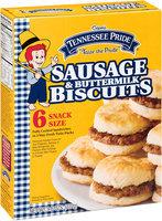 Tennessee Pride Sausage & Buttermilk Biscuits