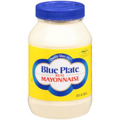 Blue Plate® Real Mayonnaise 30 fl. oz.