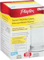 Playtex® 4 oz. Nurser Drop-Ins™ Liners 80 ct. Box