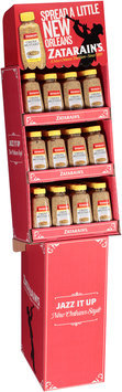 Zatarain's® Creole Mustard Display