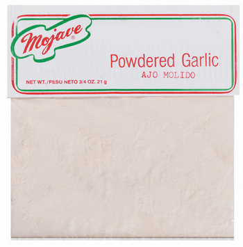 Mojave Powdered Garlic .75 Oz Peg