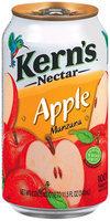 Kern's Apple Nectar 11.5 Fl Oz Can