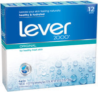 Lever 2000® Original Soap 12-4 oz. Bars