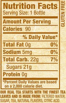 Snapple® Sorta Sweet Straight Up™ Tea 18.5 fl. oz. Bottle