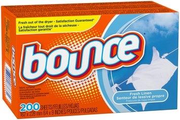 BounceSheetFresh Linen200CT