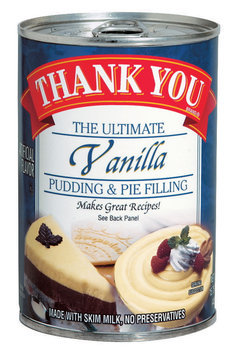 Thank You The Ultimate Vanilla Pudding 15.75 Oz Can