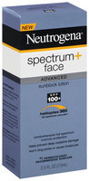 Neutrogena® Spectrum+ Advanced Sunblock Lotion SPF 100