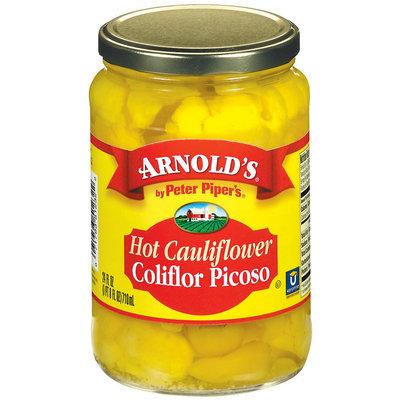 Arnold's Hot Cauliflower 24 Fl Oz Jar