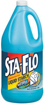 Sta-Flo Concentrated Liquid Starch 64 Fl Oz Jug