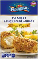 Progresso® Lemon Pepper Panko Crispy Bread Crumbs 8 oz. Box