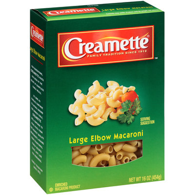 Creamette® Large Elbow Macaroni 16 oz. Box