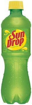 SUNDROP Citrus Soda 16.9 OZ PLASTIC BOTTLE