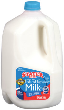 Stater Bros.® Homogenized Reduced Fat Milk