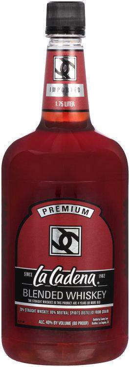 La Cadena® Blended Whiskey