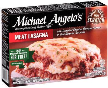 Michael Angelo's® Meat Lasagna