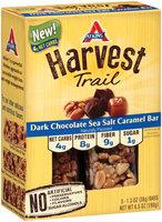 Atkins® Harvest Trail Dark Chocolate Sea Salt Caramel Bar 5-1.3 oz. Bars