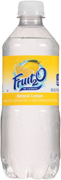 Fruit2O® Natural Lemon Purified Water Beverage 16 fl. oz. Bottle