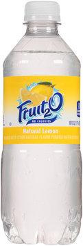 Fruit2O® Natural Lemon Purified Water Beverage