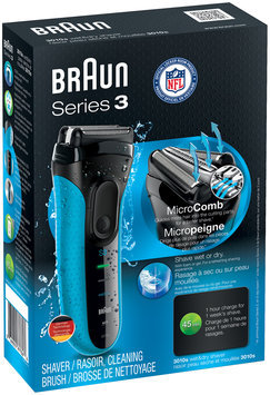3Series Braun Series 3 3010 Electric Shaver