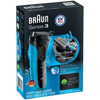 3Series Braun Series 3 3010 Electric Shaver