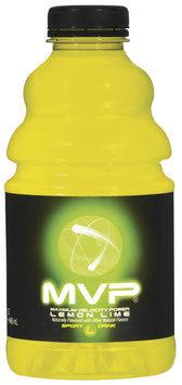 Schnucks Mvp Lemon Lime Sport Drink 32 Fl Oz Plastic Bottle